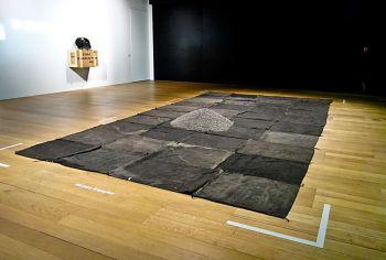 Jannis Kounellis , Sans titre, 1968