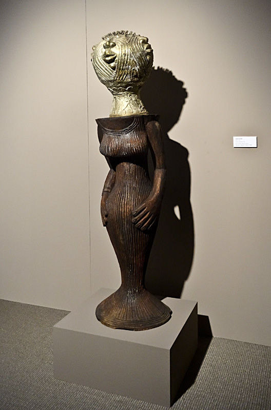 Hervé Di Rosa, Femme calebasse, 2011 - Musée Paul Valéry
