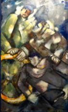 Madeleine Sergio, Les vents des hautes mers, 2013 - Musée Paul Valéry