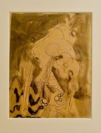 Mark Rothko, Sans titre, vers 1940-1942