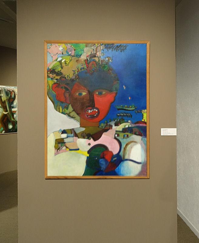 Pierre François, Pierrot le fou, 1966 - Musée Paul Valéry