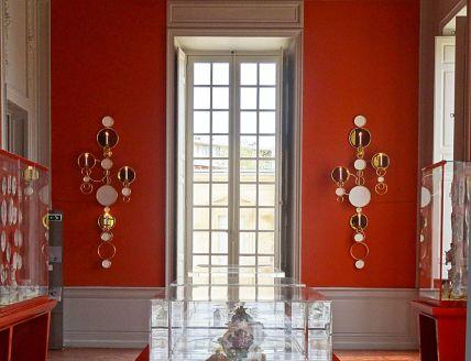 Pop Art Design - Appliques pour la salle de bal et la collection de faïence