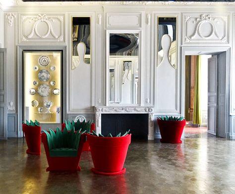 Pop Art Design - Fauteuils Pot de fleurs 2_1