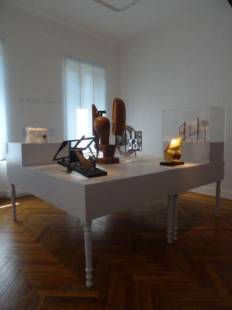 Archi-Sculpture à la Villa Datris - Le Groupe Espace une pensée d'avant-garde