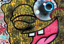 Happy Bob 2015 - 66x50 cm - Dessin original sur papier