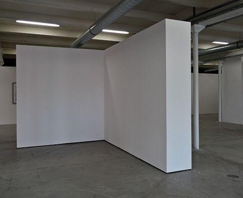 Robert Breer, Floating Wall, 2009-2010