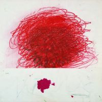 Cy Twombly Pan II, 1980