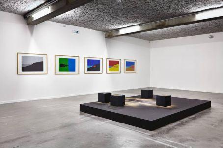 Francisco Tropa, TSAE, vue de l'exposition 01, Musée régional d'art contemporain, Sérignan - © Jean-Christophe Lett