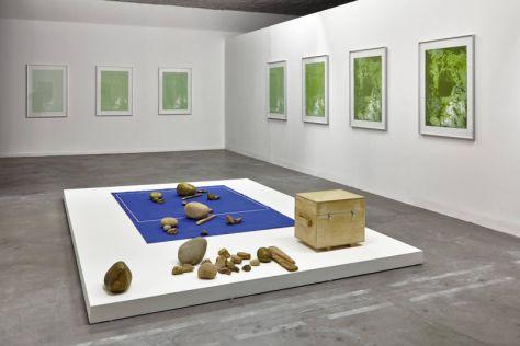 Francisco Tropa, TSAE, vue de l'exposition 05, Musée régional d'art contemporain, Sérignan - © Jean-Christophe Lett
