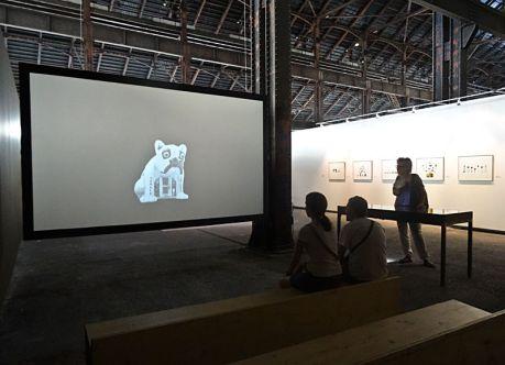 Olivier Cablat - Les Rencontres de la photographie, Arles 2015