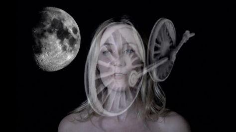Image fixe extraite du film « Imponderable » de Tony Oursler