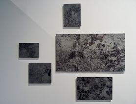 Art-O-Rama 2015 - Galerie 22,48m2 - Cécile Beau