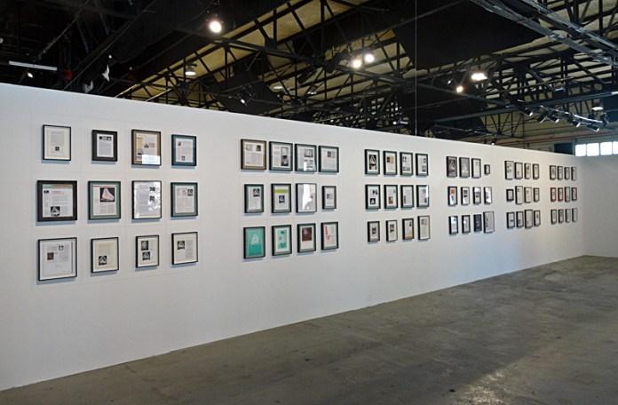 Art-O-Rama 2015 - Platform - Saâdane Afif, The Fountain Archives