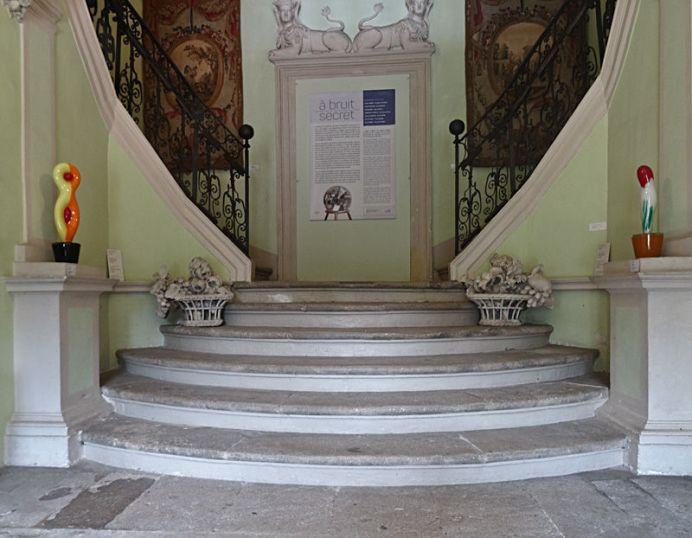 Pucci de Rossi, inflatables - À bruit secret, Trésors de la collection du CIRVA au Pavillon de Vendôme