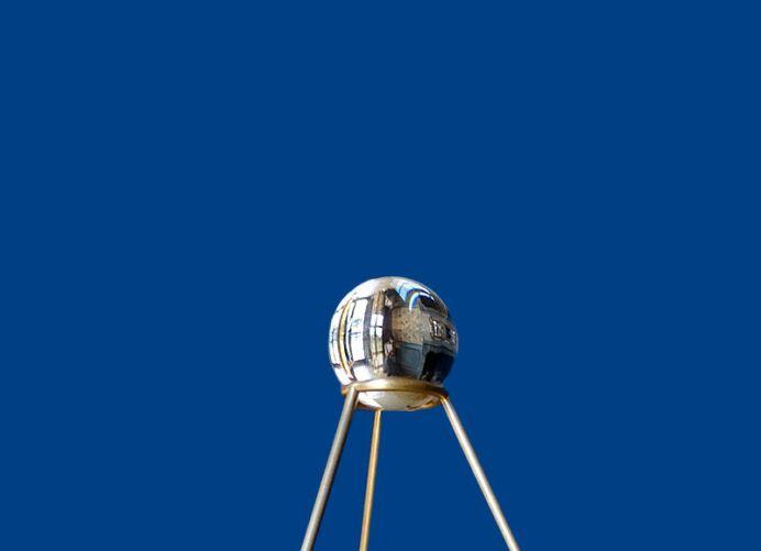 Tom Shannon, Eye Ball - À bruit secret, Trésors de la collection du CIRVA au Pavillon de Vendôme