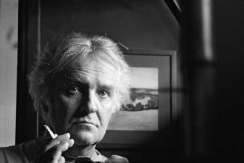 Denis Roche, 7 août 1994 - Autoportrait, - 30x40cm © Denis Roche