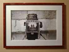 Samuel et Simon Roche, clin d'œil de la part des cinq fils - Photolalies, 1964-2010