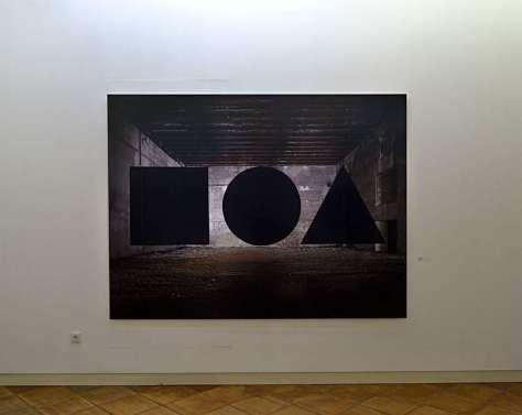 Georges Rousse, Bordeaux 2014 - « Collectionneur d'espaces » à Campredon