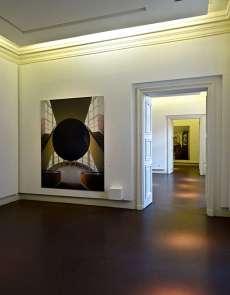 Georges Rousse, Chambery 2,2008 - « Collectionneur d'espaces » à Campredon