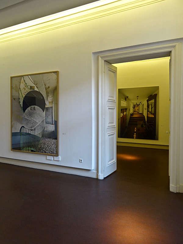 Georges Rousse, Guise 4, 2015 et Harlem, 2007 - « Collectionneur d'espaces » à Campredon