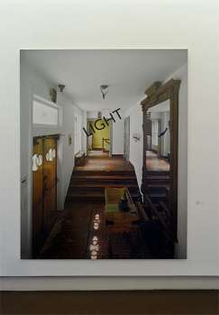 Georges Rousse, Harlem, 2007 - « Collectionneur d'espaces » à Campredon
