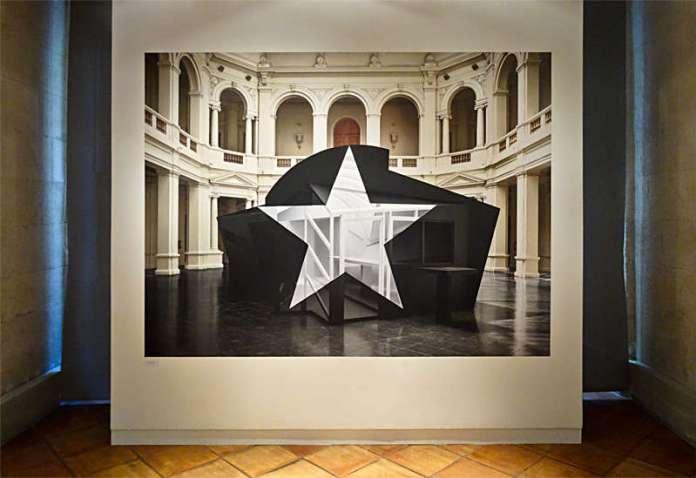 Georges Rousse, Santiago de Chile, 2013 - « Collectionneur d'espaces » à Campredon.jpg