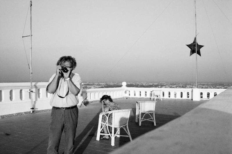 Denis Roche, 27 décembre 1990Madurai, Inde - 30x40cm. © Denis Roche