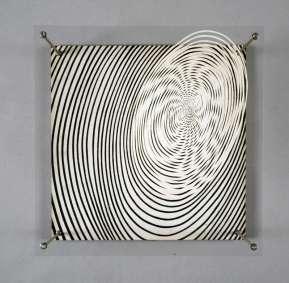 Jesús Rafael Soto, La spirale, 1955