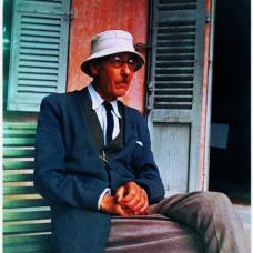 Gisèle Freund, Pierre Bonnard, Le Cannet, 1946, épreuve argentique, Coll. Musée Réattu-Arles, Don de l-artiste, 1977 © DR