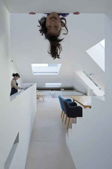 Iwan Baan, 52 weeks, 52 cities, Maison K de Sou Fujimoto. Osaka, Japan ©Iwan BAAN