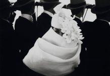 Imago - Franck Horvat, Pour revue Jardin des modes, chapeau Givenchy, 1958, épreuve argentique, Coll. Musée Réattu-Arles, Dépôt des rencontres, 2005 © DR