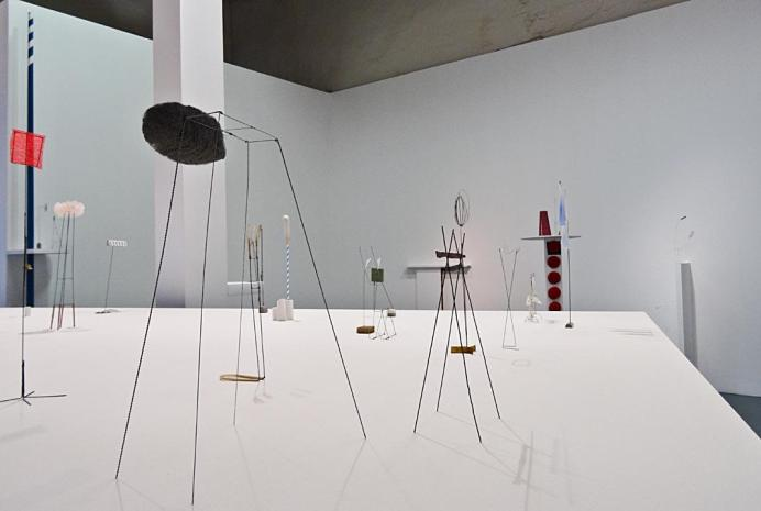 Joëlle Gay, Stanza, 2015 - Aperto, vue de l'exposition 05