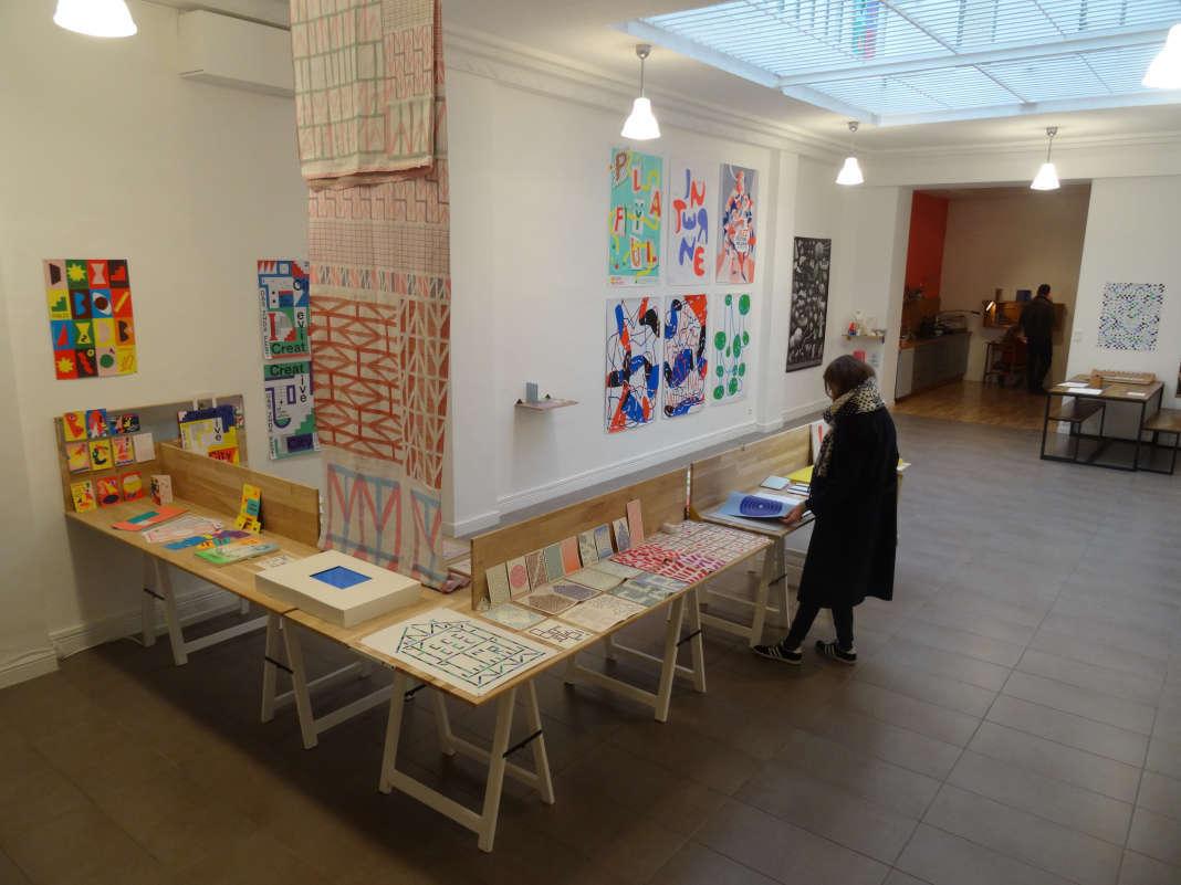 PLAY ! (La règle du jeu) au Studio Fotokino - vue de l'exposition