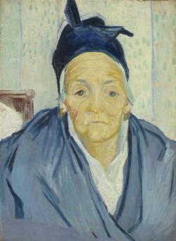 Vincent van Gogh, La vieille Arlésienne, 1888. Huile sur toile, 58 x 42 cm Van Gogh Museum, Amsterdam (Vincent van Gogh Foundation)