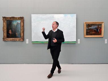 Musée Fabre Nouvelles Acquisitions - Micel Hilaire, Conservateur Général du Patrimoine, Directeur du Musée Fabre