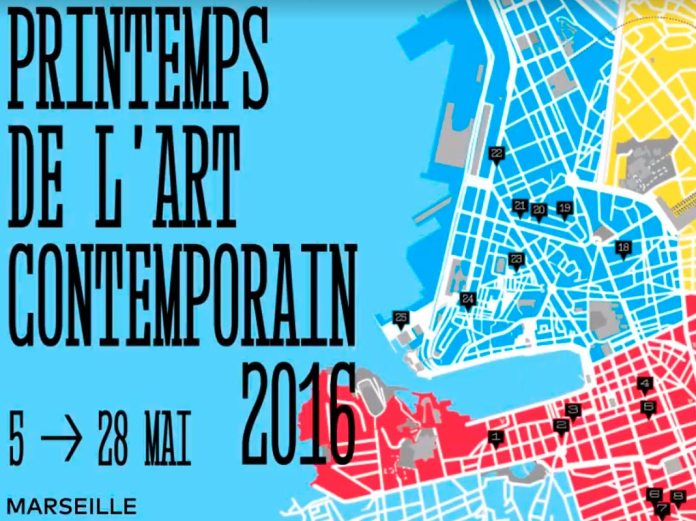 8° Printemps de l'Art Contemporain à Marseille