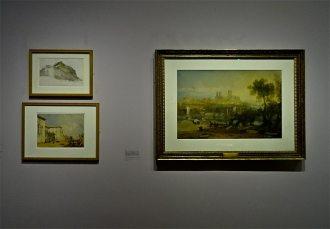 Turner et la couleur l h tel de caumont aix en provence - Piscine plein air aix en provence ...