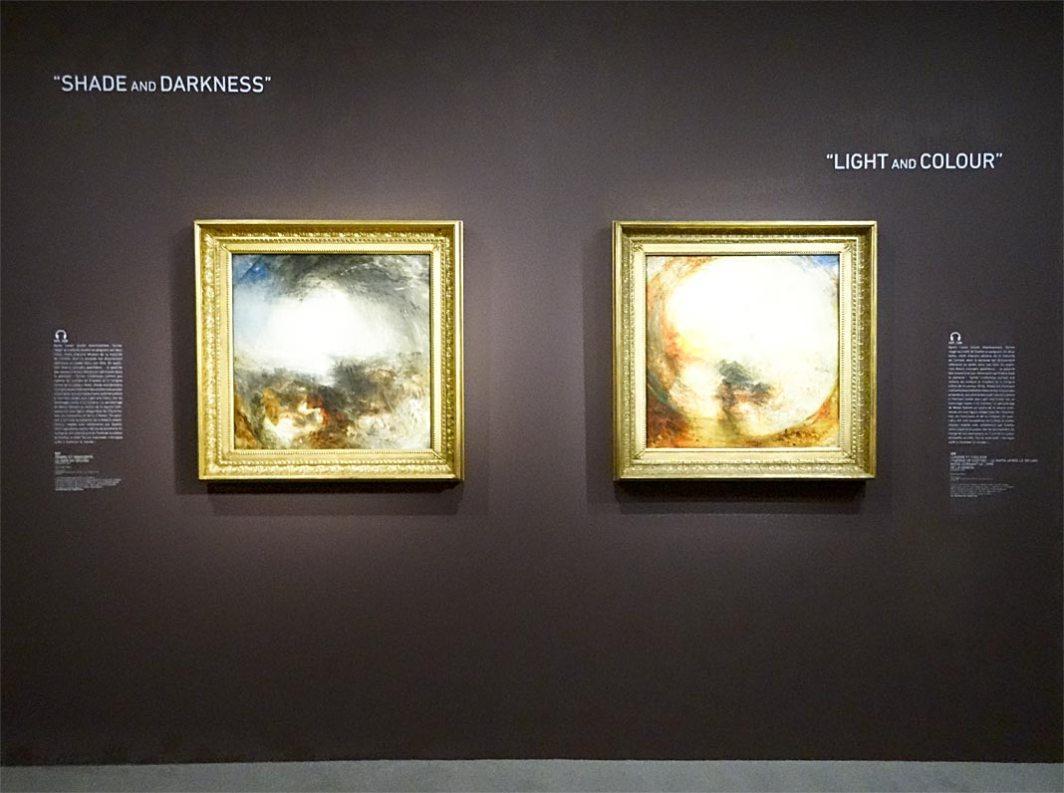 Turner et la couleur à l'Hôtel de Caumont – Aix-en-Provence - Salle 8 - Chromomania