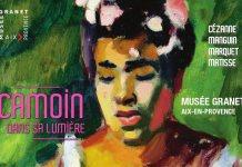 Camoin dans sa lumière au musée Granet à Aix