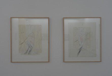 Cy Twombly - Un nouveau regard à la Collection Lambert - Vue de l'exposition 03