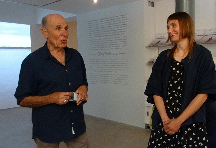 Elina Brotherus « La lumière venue du Nord » au Pavillon Populaire, Montpellier - Gilles Mora et Elina Brotherus