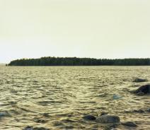 Elina Brotherus, De la série Large de vue, Hommage à Eric Satie, Très chanté, 2006