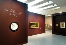Frédéric Bazille, la jeunesse de l'impressionnisme au musée Fabre - Naissance d'une vocation - de Montpellier à Paris