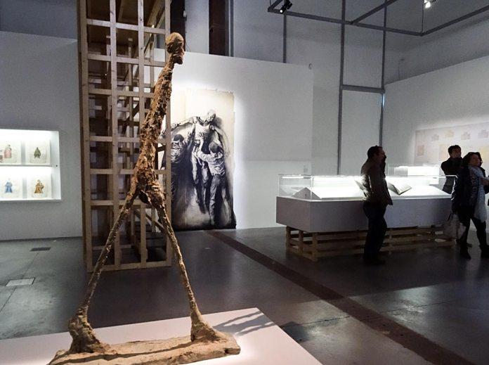 Jean Genet, l'échappée belle au MuCEM - vue de l'exposition