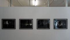 Backslash Gallery, Paris - Paréidolie 2016 - vue de l'exposition