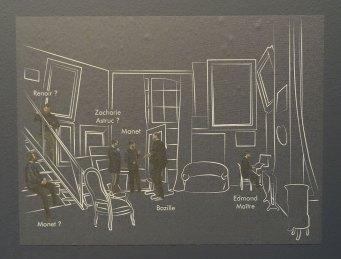 Frédéric Bazille, la jeunesse de l'impressionnisme au musée Fabre - Aux Batignolles 04