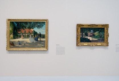 Frédéric Bazille, la jeunesse de l'impressionnisme au musée Fabre - Peindre des figures au soleil