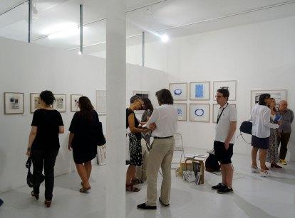 Galerie Bernard Jordan, Paris – Berlin – Zurich - Paréidolie 2016 - vue de l'exposition