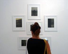 Galerie Laurence Bernard, Genève - Paréidolie 2016 - vue de l'exposition