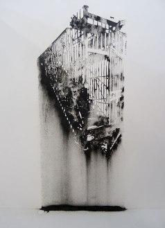 Galerie Maubert, Paris - Paréidolie 2016 - vue de l'exposition - Nicolas Daubanes